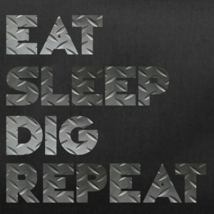 Eat Sleep Cri Repeat - Sac de sport