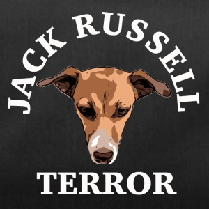 Jack Russell terror white - Duffel Bag