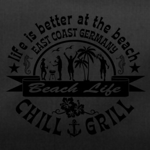 Chill Grill East Coast - Sporttas