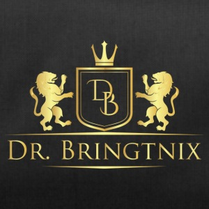 Dr.Bringtnix luxury coat of arms Löwengold - Duffel Bag