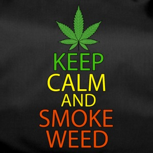 Keep Calm and Smoke Weed - Duffel Bag