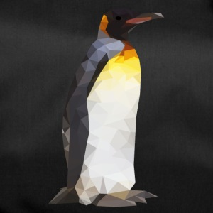Low Poly Penguin - Sportsbag