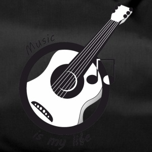 Music is my life - Duffel Bag