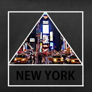 Triangle sur New York - Sac de sport
