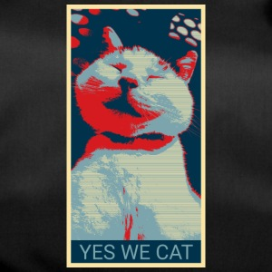 YES WE CAT - Duffel Bag