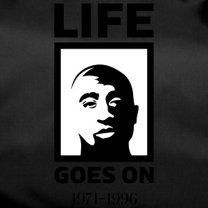 Life goes on - Duffel Bag