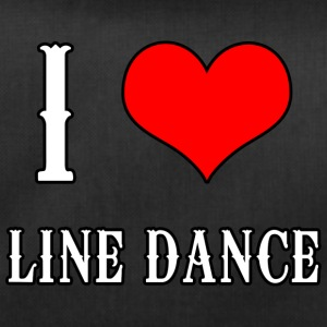 I Love Line Dance - Duffel Bag