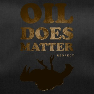 Oil does matter bird - Duffel Bag