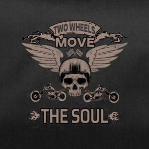 TWO WHEELS MOVE THE SOUL! - Sporttasche