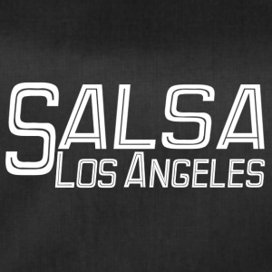 Salsa Los Angeles white - Salsa Dance Shirts - Duffel Bag