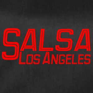 Salsa Los Angeles red - Salsa Dance Shirts - Duffel Bag