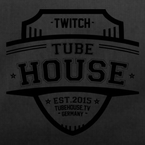 TubeHouse Team College Merch 2017 Sort - Sportstaske