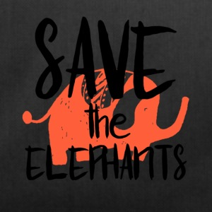 Save the Elephants - Sac de sport