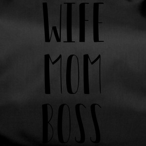 Wife Mom Boss - Duffel Bag