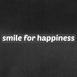 Smile for happiness - Duffel Bag