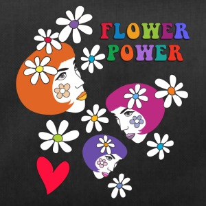 FLOWER POWER - Duffel Bag