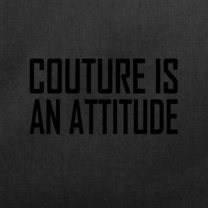 Couture is an Attitude - Duffel Bag