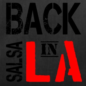 Back in Salsa LA Shirt - black - Mambo New York - Duffel Bag