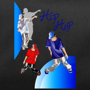 hiphop design - Sportstaske