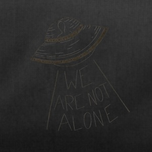 We are not alone - Sac de sport