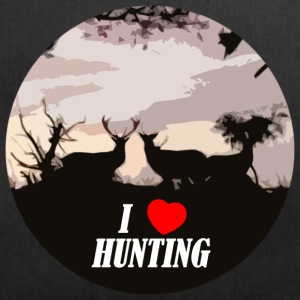 I love hunting - Duffel Bag