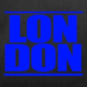 LON DON Logo Blue - Duffel Bag