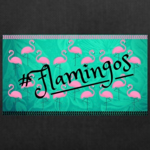 flamants roses - Sac de sport