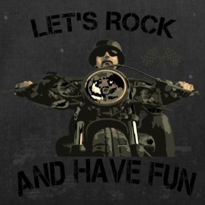 Lets rock and have fun! - Duffel Bag