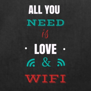 Zwapp Designs Love and WiFi - Sporttasche