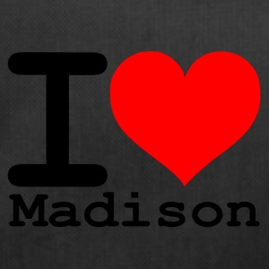 I love Madison - Sporttasche