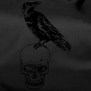 Raven Of Death - Sac de sport