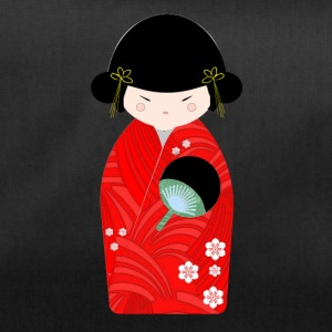 Kokeshi doll - Duffel Bag