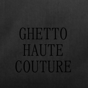 GHETTO HAUTE COUTURE - Duffel Bag