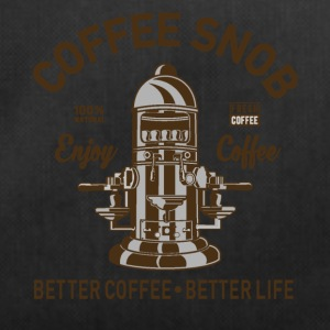 COFFEE SNOB - Duffel Bag