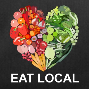 Eat local - Duffel Bag