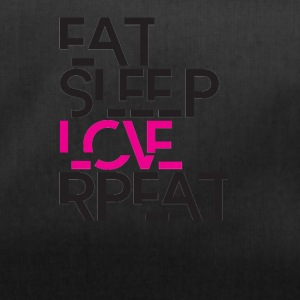 eatsleeploverepeat - Duffel Bag