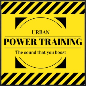 URBAN POWER TRAINING - Sporttas