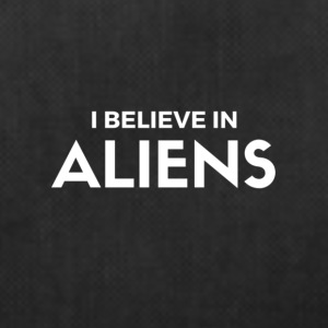 I Believe in aliens - Sporttas