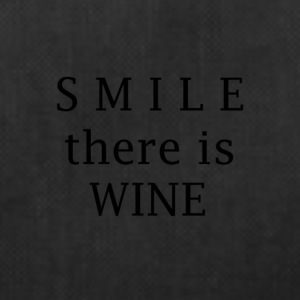 Smile wine - Duffel Bag
