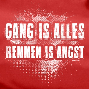 Gang is alles - Sporttas