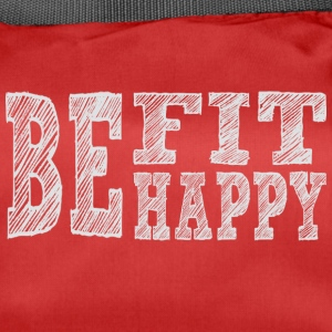 Be fit be happy - Sporttasche
