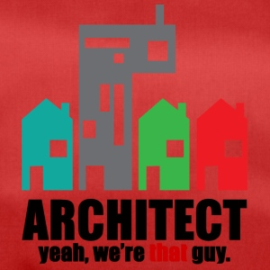 Architect / Architectuur: Architect. Ja, we - Sporttas