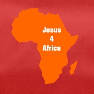jesus for Africa - Duffel Bag