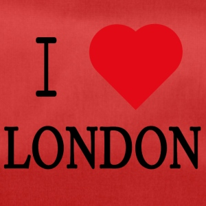 I Love London - Sportstaske