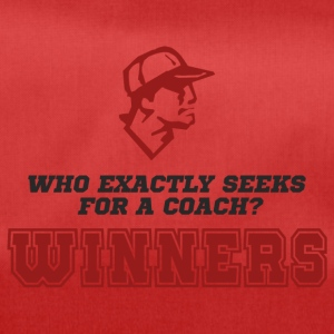 Coach / Trainer: Who exactly seeks for a coach? - Duffel Bag