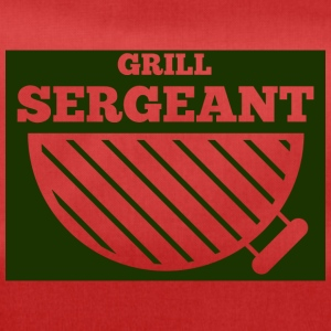 Military / Soldiers: Grill Sergeant - Duffel Bag