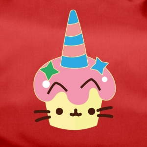 Unicorn cupcake cat - Duffel Bag