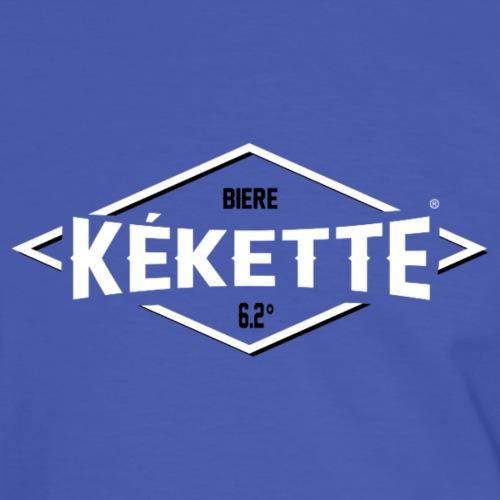 Kekette logo - T-shirt contrasté Homme