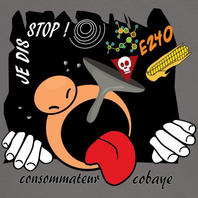 consommateur cobaye