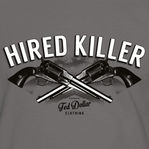 Hired Killer - T-shirt contrasté Homme